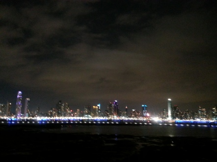 Beautiful Panama City... with the struggle???