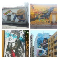 Amazing art everywhere