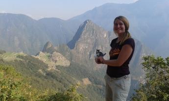 Loki travels to Machu Picchu!