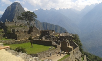 "One of our ""splurges"" was hiking The Inca Trail to Machu Picchu. You want to see this, right? Budget accordingly!"