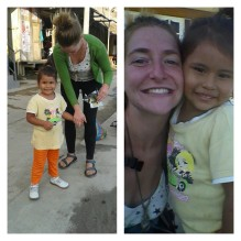 This Chicita and her mother came all the way from Pantoja to Iquitos with our group. What a doll.