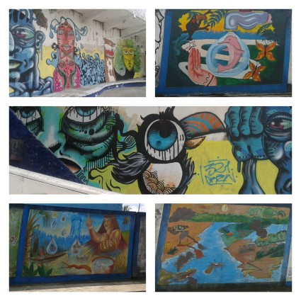 Art of Iquitos.