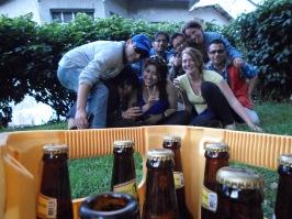 Banos crew. So sweet. Photo Credit: Claudia