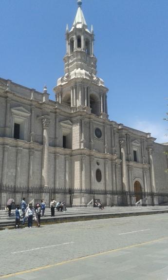 Arequipa Plaza de Armas