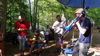 Jam at Camp Riff Raff