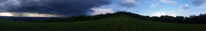 Sky over