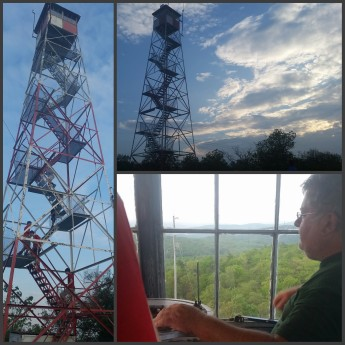 NJ firetower