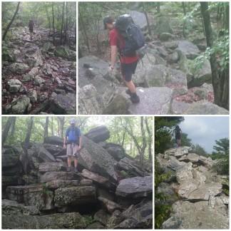 Rocks, rocks, rocks