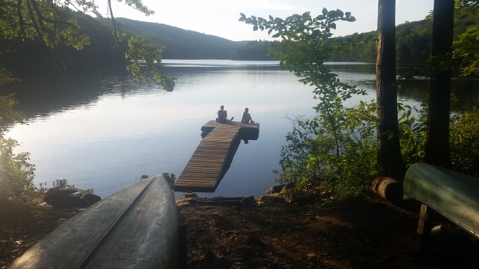 Beautiful Upper Goose Pond