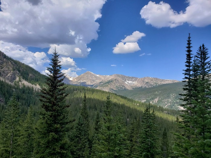 Mount of the Holy Cross Wilderness Area
