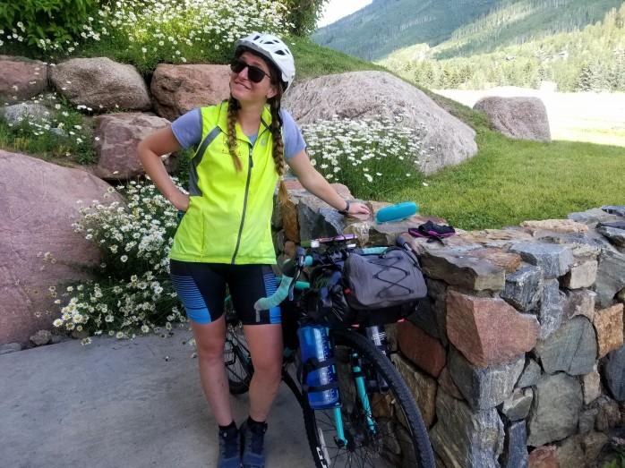 Bike tour Colorado