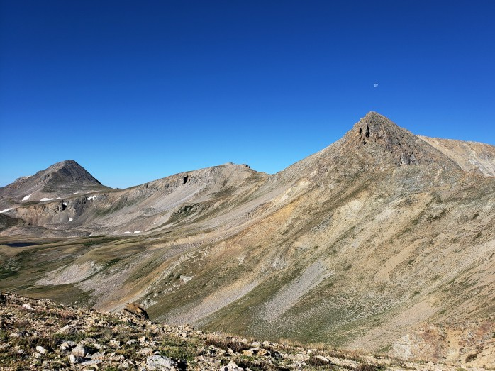 Views of Missouri Mountain from Elkhead Pass