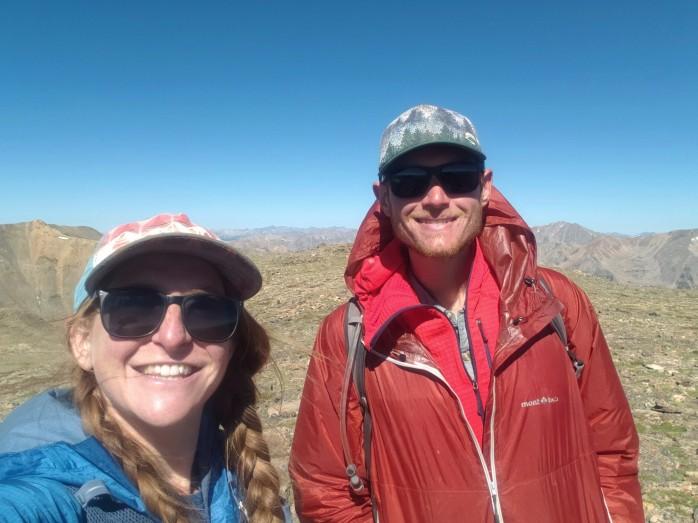 Mt Oxford Summit - 14,153 ft