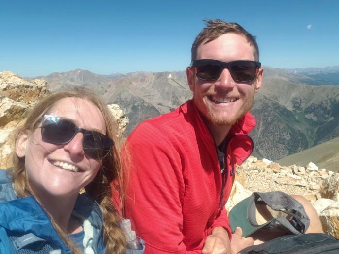 Mt Belford Summit - 14,197 ft