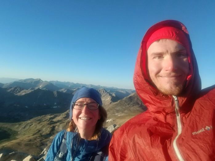 Missouri Mountain Summit - 14,067 ft